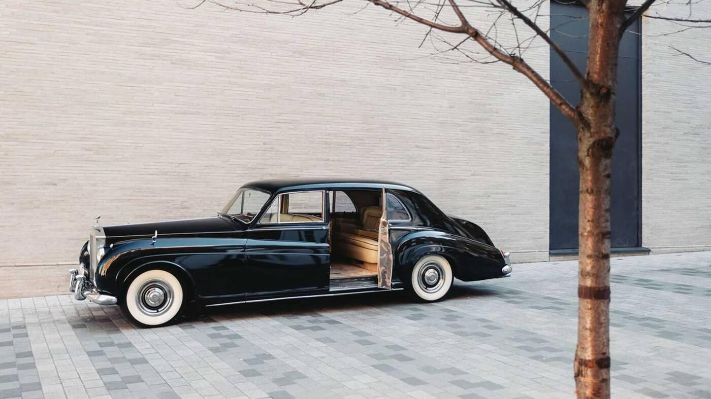 Klasyczne Rolls-Royce doczekają się elektrycznych napędów