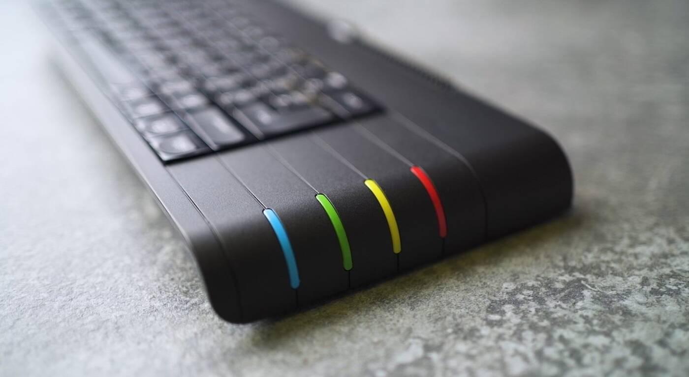 Komputer ZX Spectrum Next to gratka dla fanów retro gierek