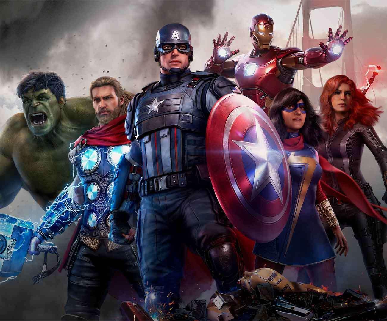 Ekskluzywny bohater w Marvel's Avengers wprawi w zazdrość
