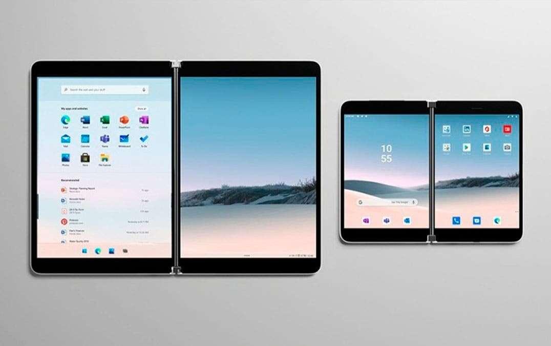 Wyciekły szczegóły dotyczące Microsoft Surface Duo