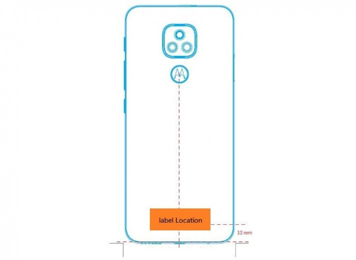 certyfikat Moto E7, bateria Moto E7
