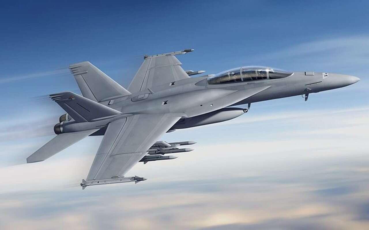 Myśliwce 4.5 generacji w planach USA. Mają zastąpić F-16