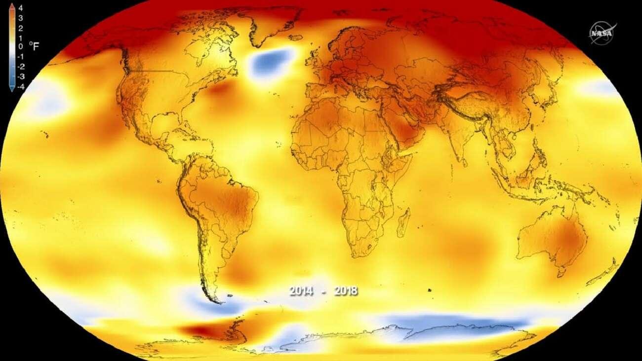Wzrost temperatur może wywołać więcej zgonów niż wszystkie choroby zakaźne