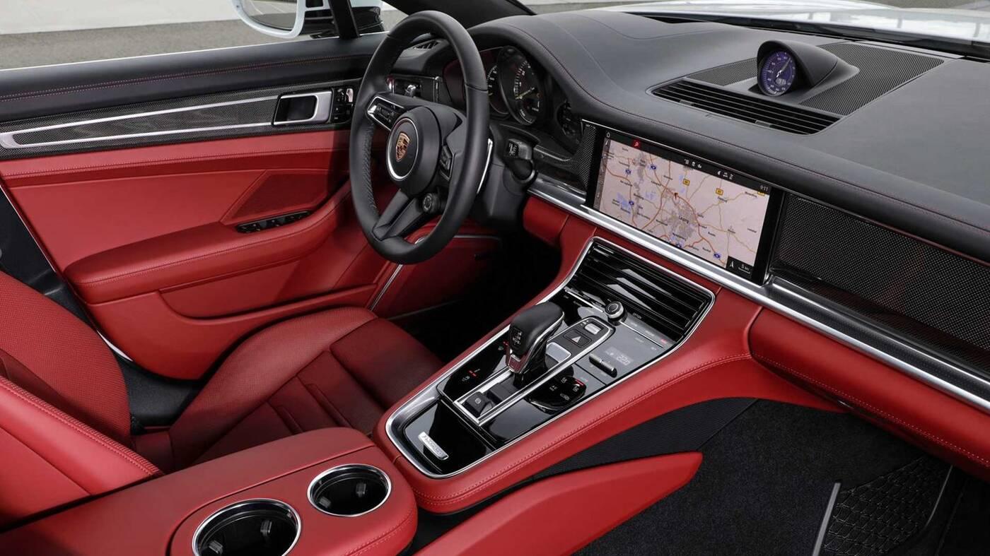 Oto nowe Porsche Panamera z wersją Turbo S na czele