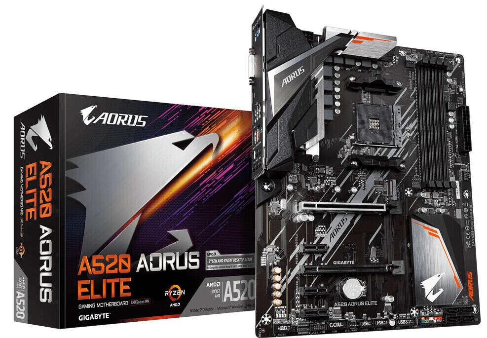 Wsparcie nowych technologii AMD już na płytach Gigabyte