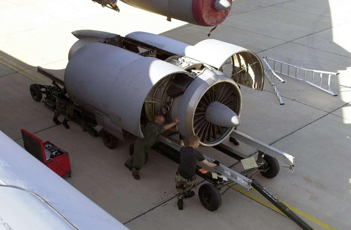 Po raz pierwszy wydrukowano elementy silników odrzutowych