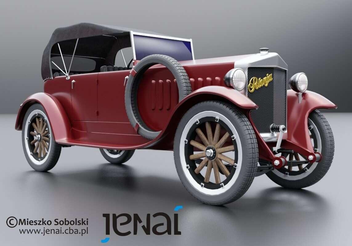 Oto Polskie Prototypy klasycznych samochodów, których nie znacie