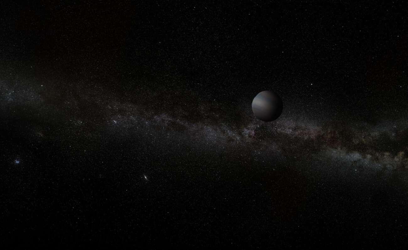 Przez naszą galaktykę mogą przelatywać biliony samotnych planet. Czym są te obiekty?