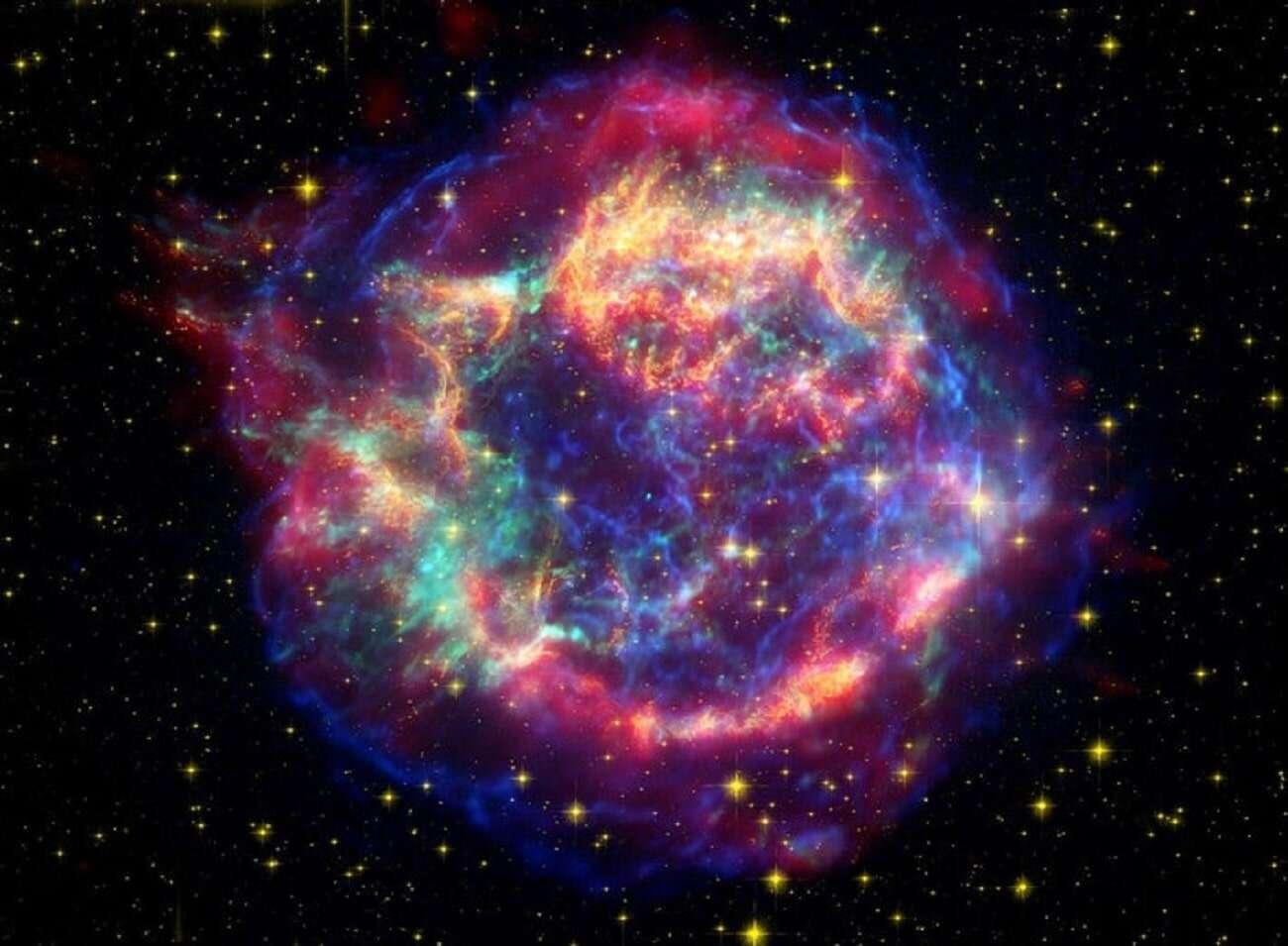Tak brzmi supernowa. Sprawdźcie niesamowite nagranie
