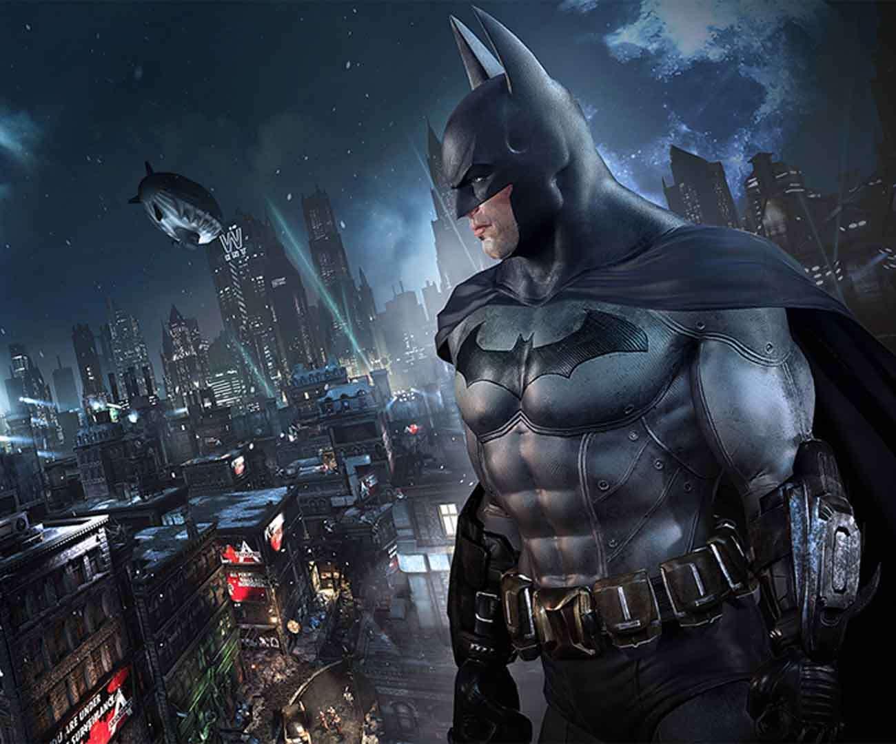 gotham knights, batman
