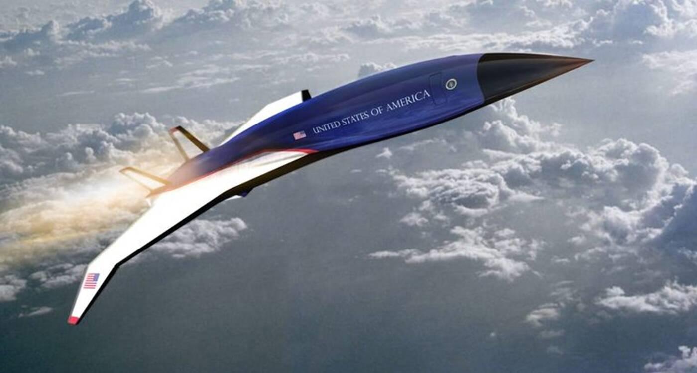 Ten silnik sprawi, że samolot prezydenta USA będzie naddźwiękowy