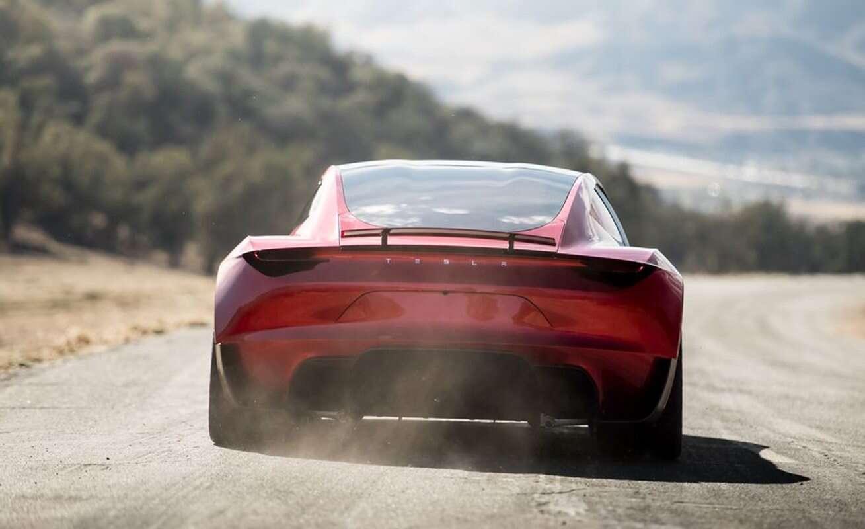 Roadster Tesli ma trafić na Nurburgring. Co z jego produkcją?