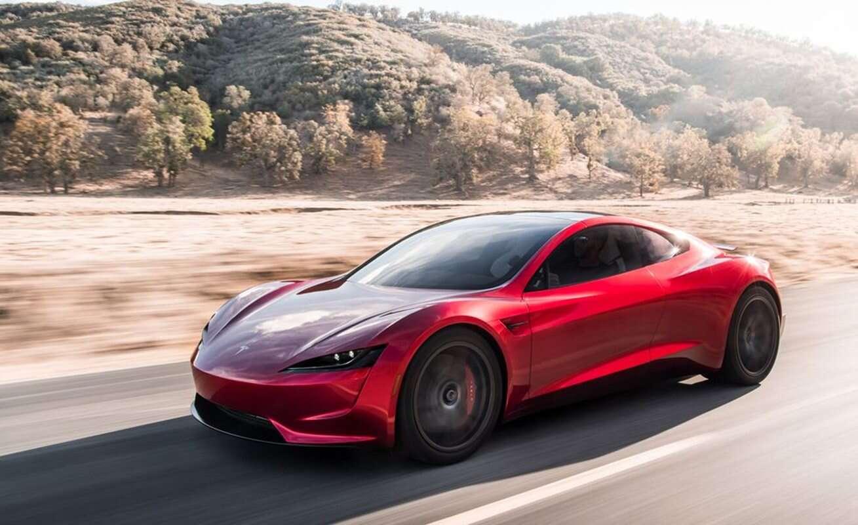 Elektryczny Roadster Tesli - wszystko co wiemy