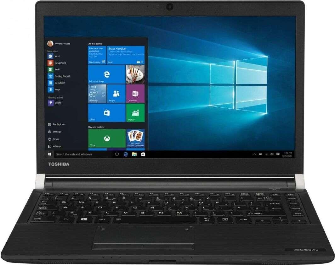 Toshiba opuszcza rynek laptopów