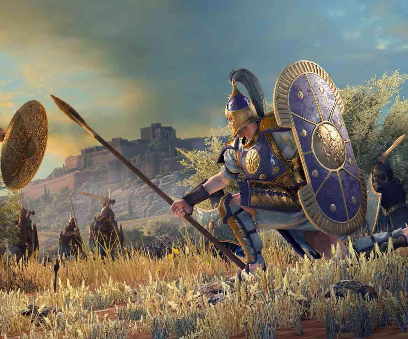 Wiecie ile osób pobrało darmowe Total War Saga Troy?!