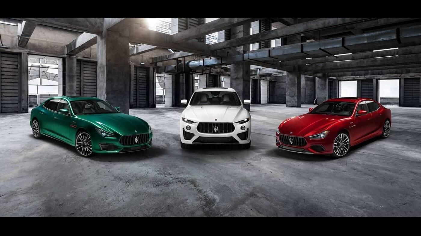 Wiemy co napędzi nowe Maserati Ghibli Trofeo i Quattroporte Trofeo