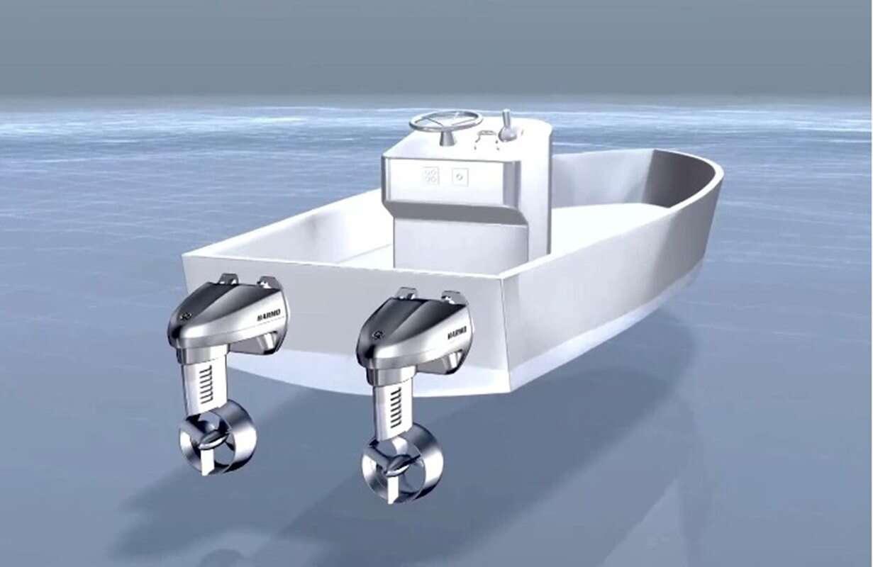 Yamaha szykuje technologiczną rewolucję w elektrycznych łodziach?