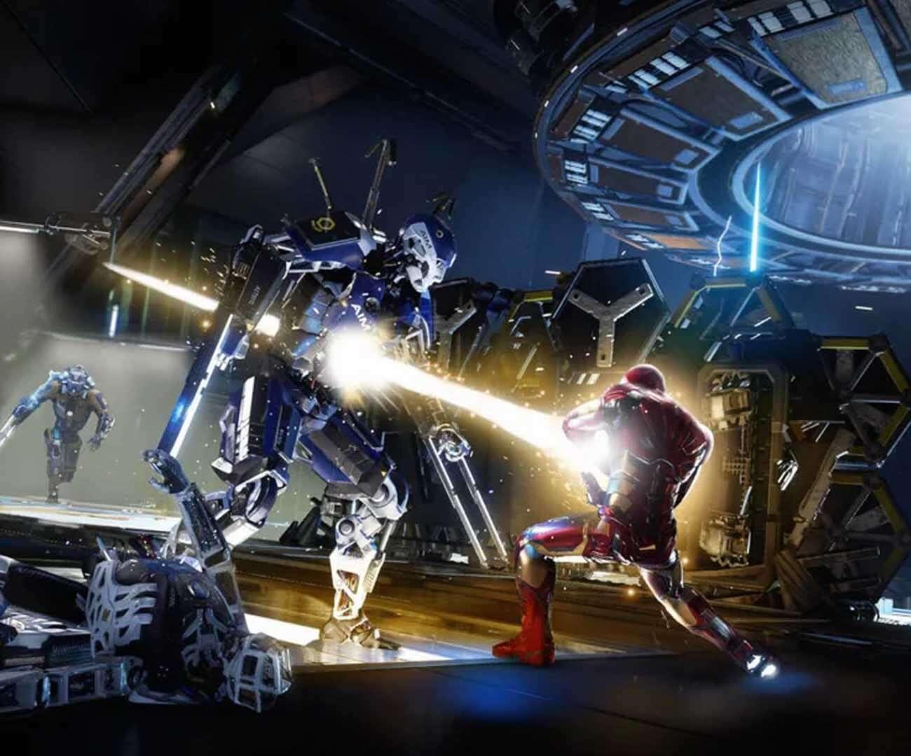 Zawartość Marvel's Avengers poza PS4 jeszcze mniejsza!