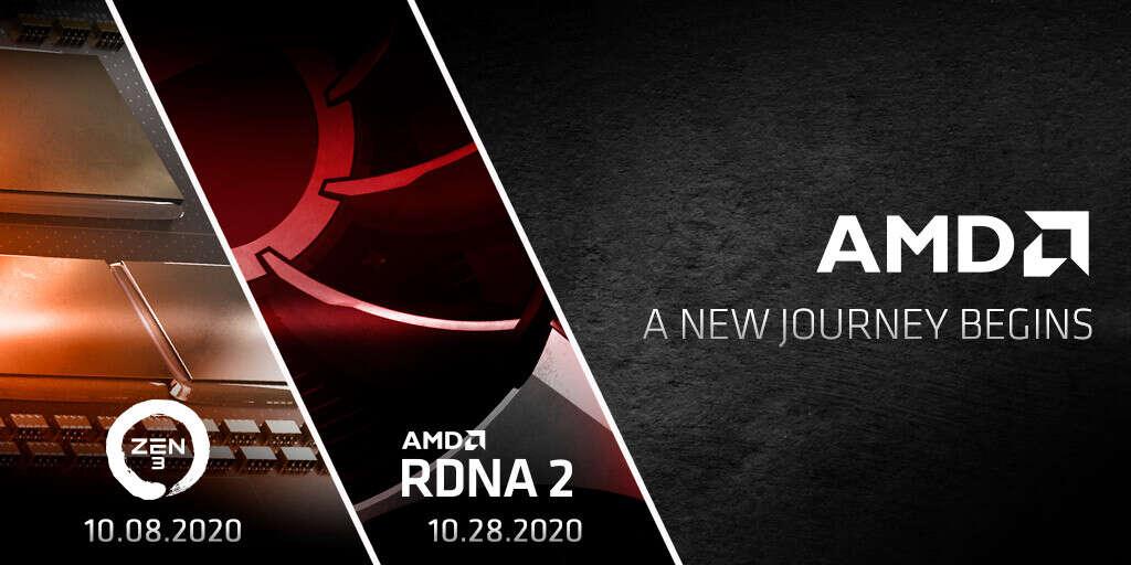 premiera AMD Zen 3 i RDNA2