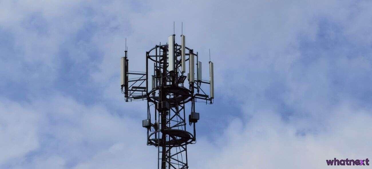 Nadajniki 5G rosną jak grzyby po deszczu