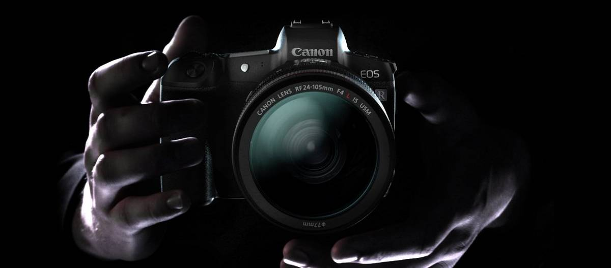 Canon EOS R wrażenia