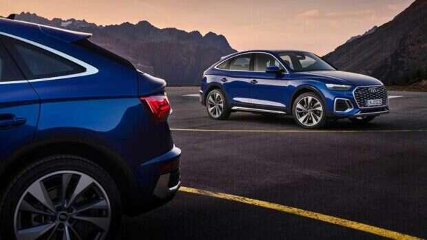 Co nowego w Audi Q5 Sportback na 2021 rok?