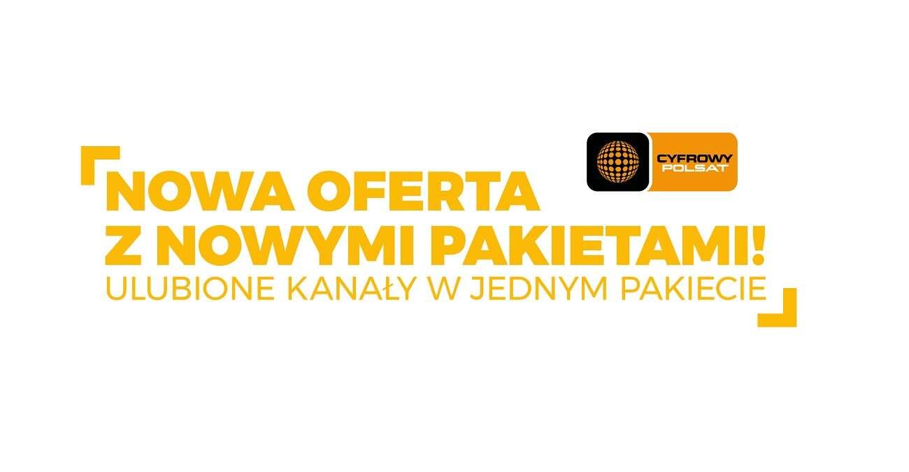 Cyfrowy Polsat ma nową ofertę telewizji