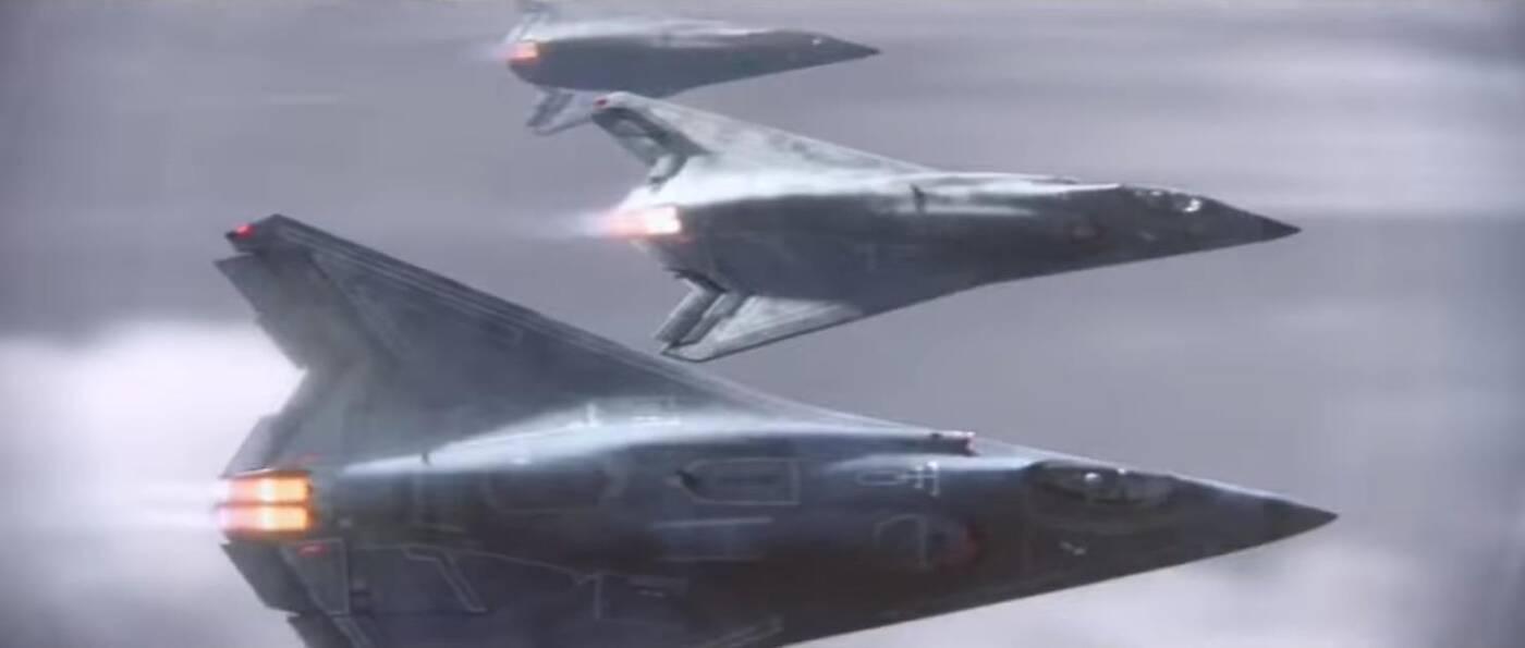Nowy myśliwiec USA w ogniu kolejnych spekulacji