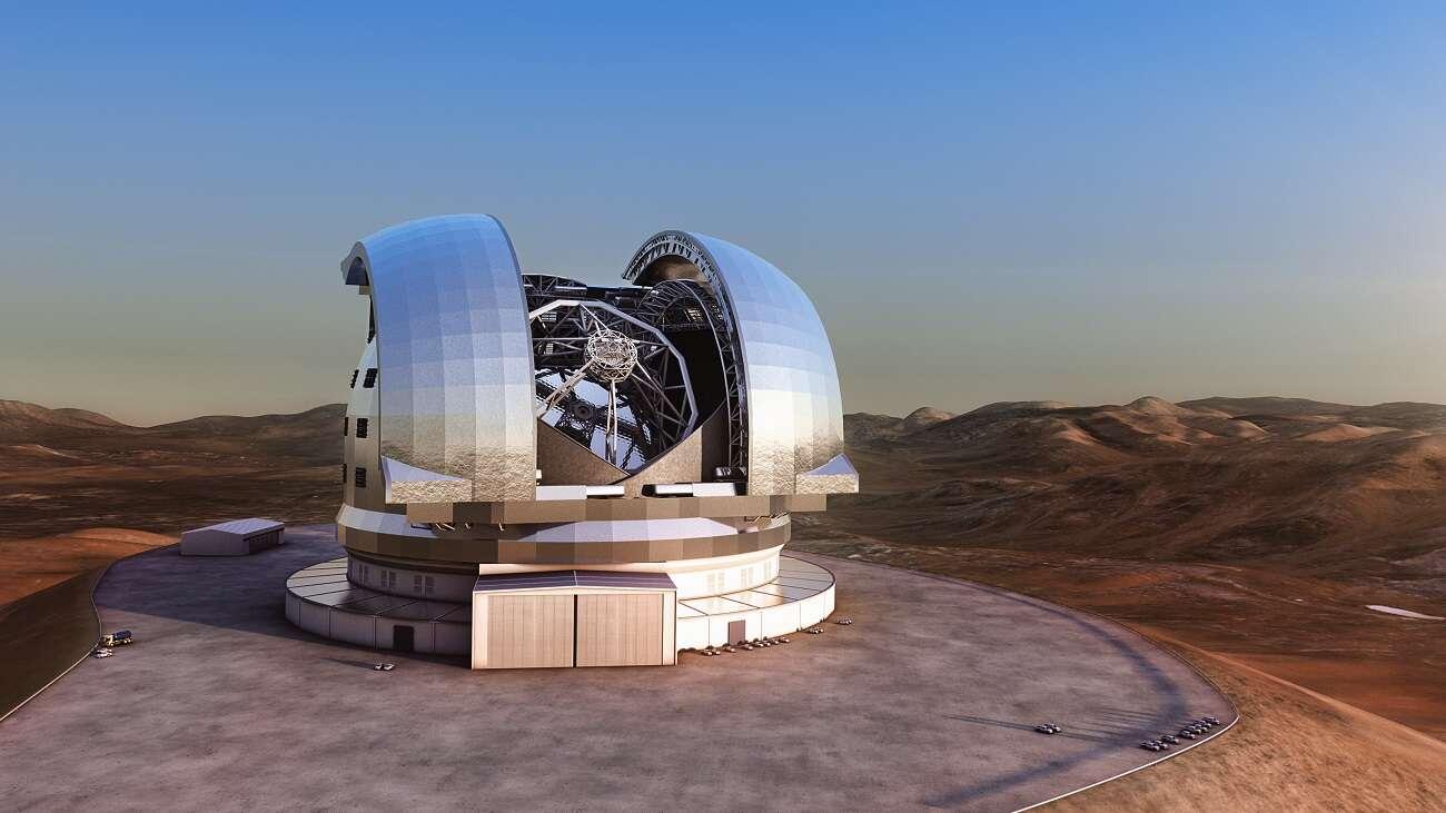 teleskop, astronomia