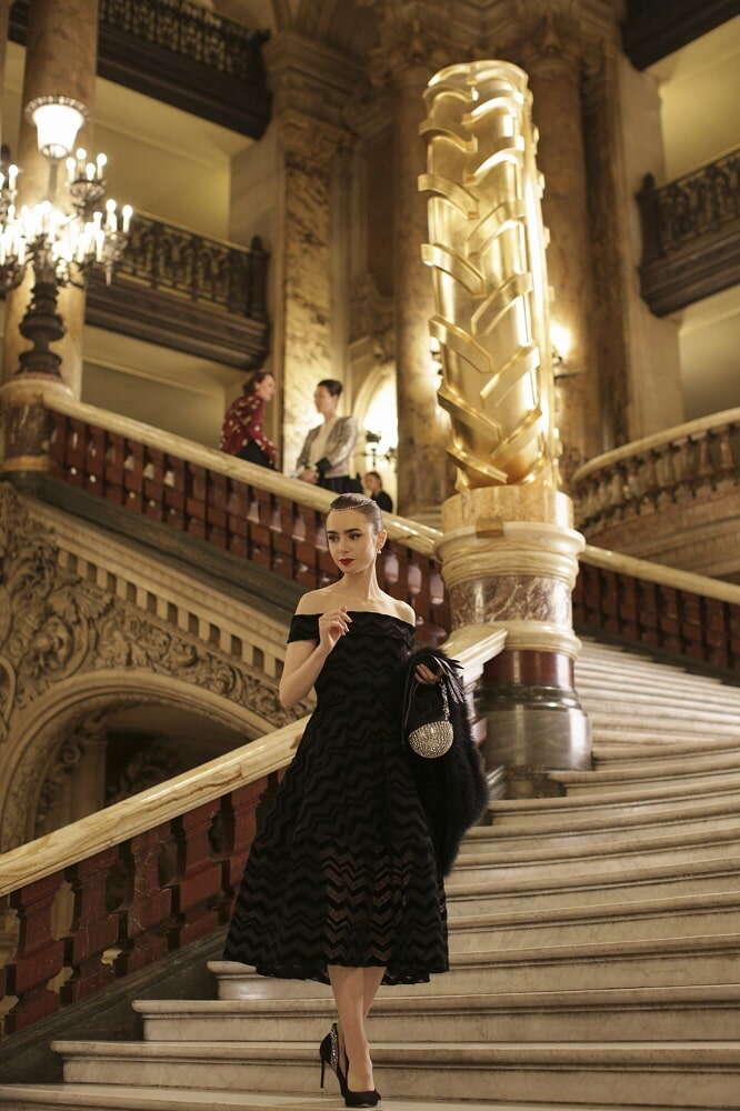 Emily w Paryżu, Netflix, zwiastun, Lily Collins