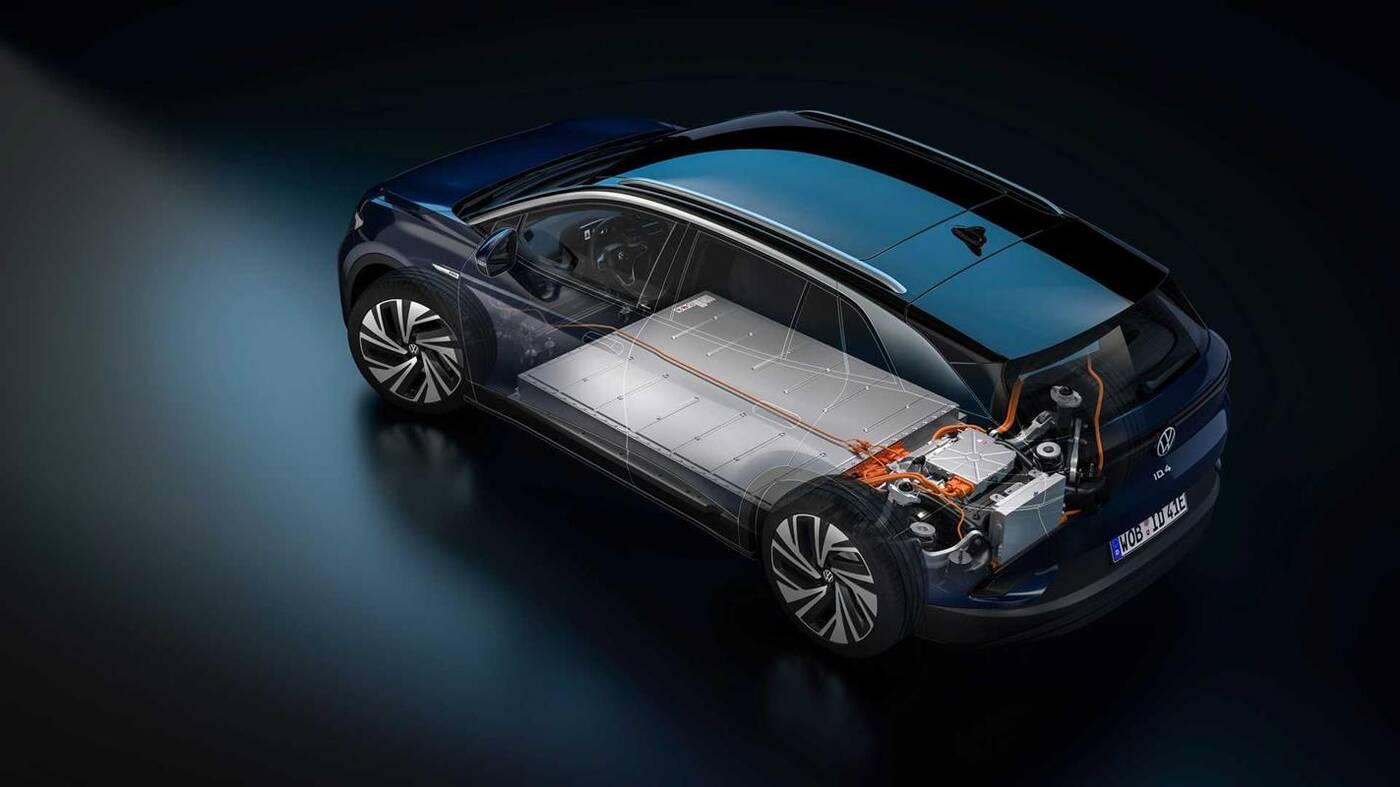 Spójrzcie na zwiastun VW ID.4 GTX, czyli jeszcze wydajniejszego ID.4