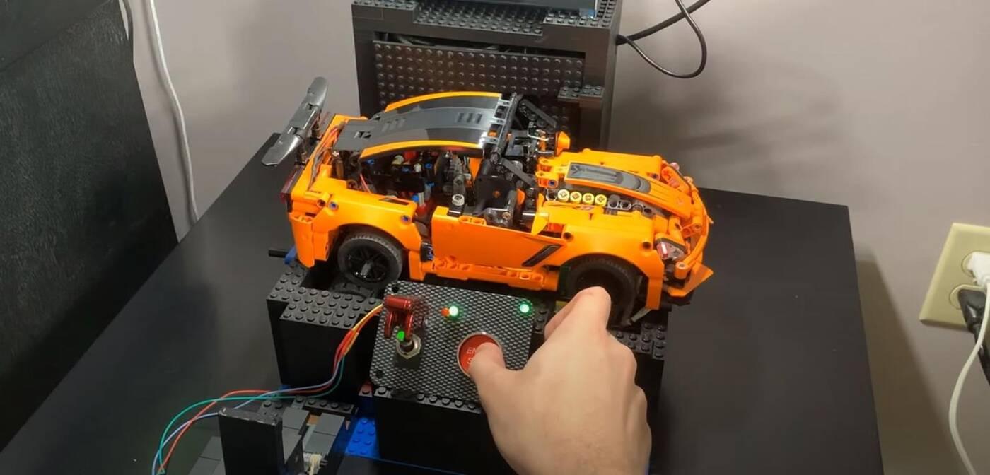 Jak bawić się z LEGO, to na całego