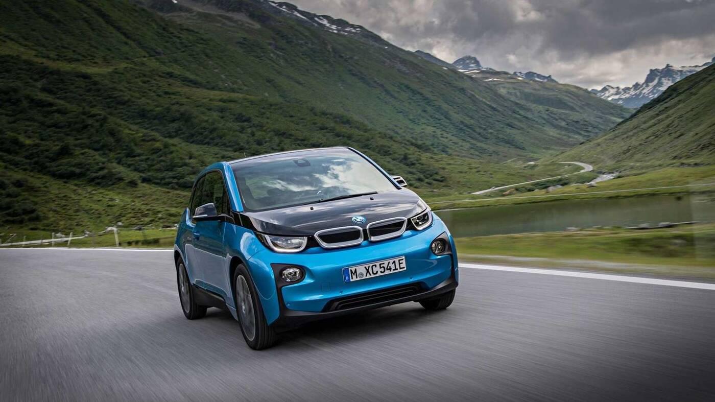 Grupa BMW nagrodzona za rozwój elektrycznych samochodów