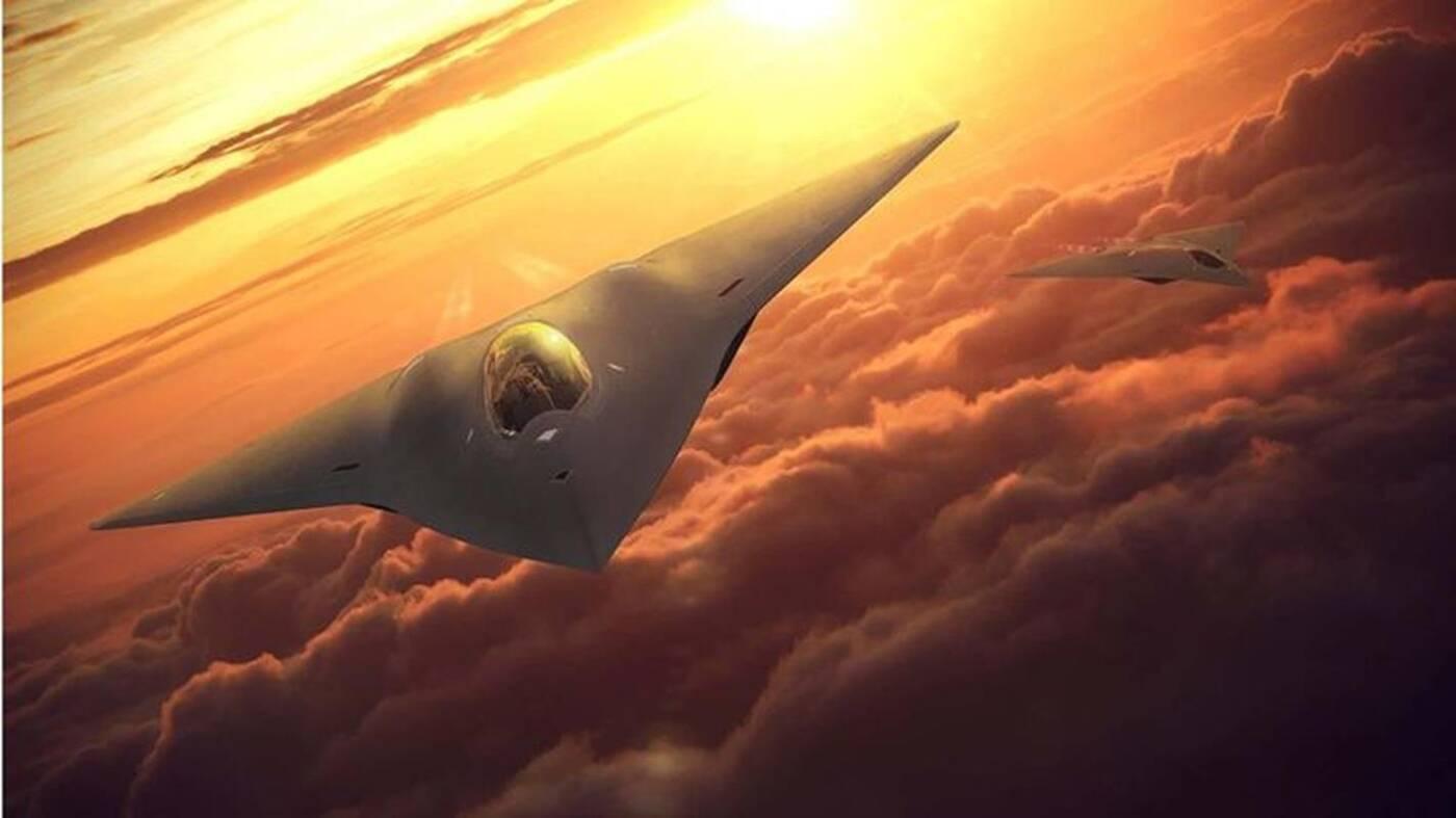 nowy myśliwiec Sił powietrznych USA premiera