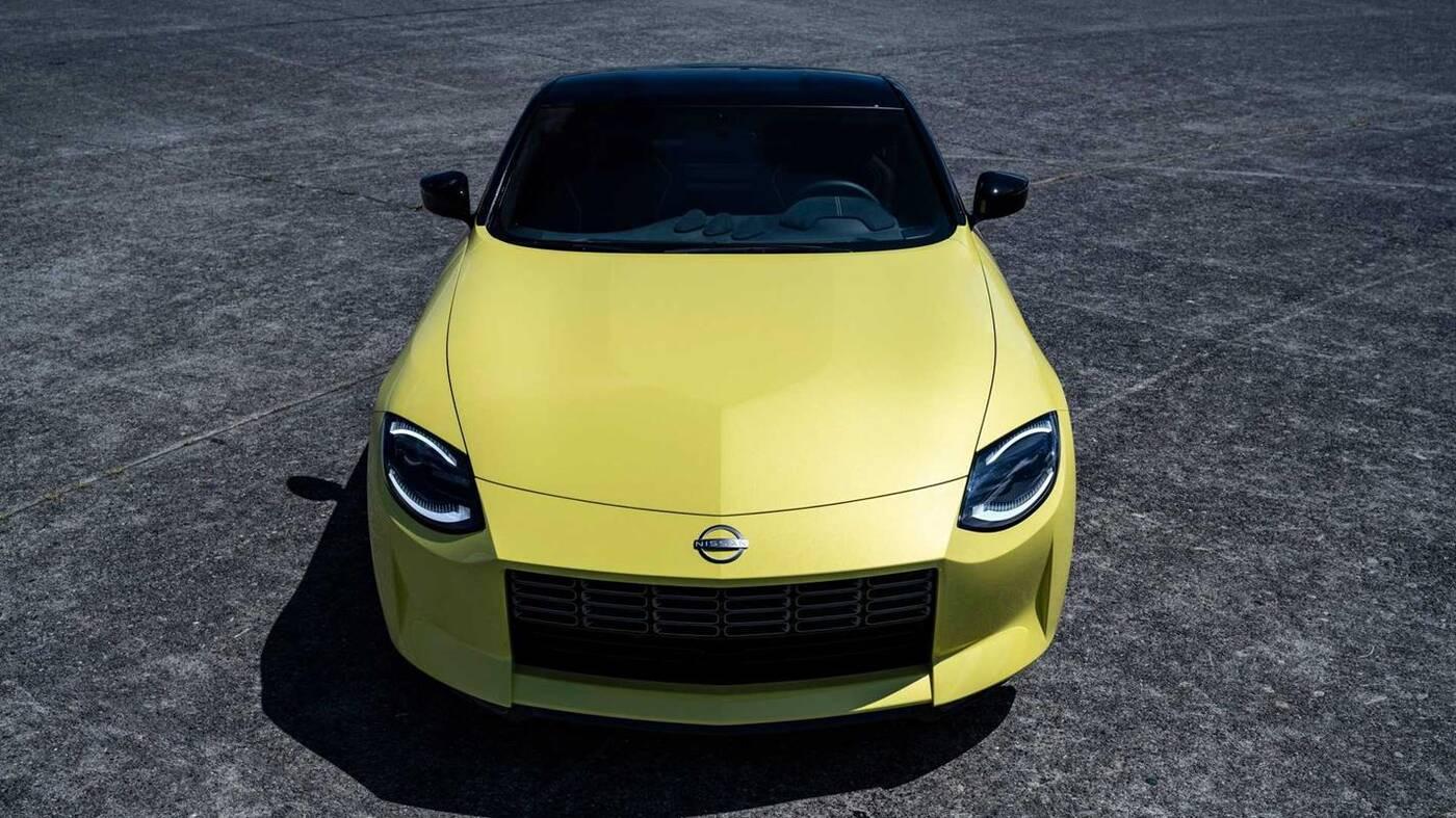Nissan Z Proto premiera koncept