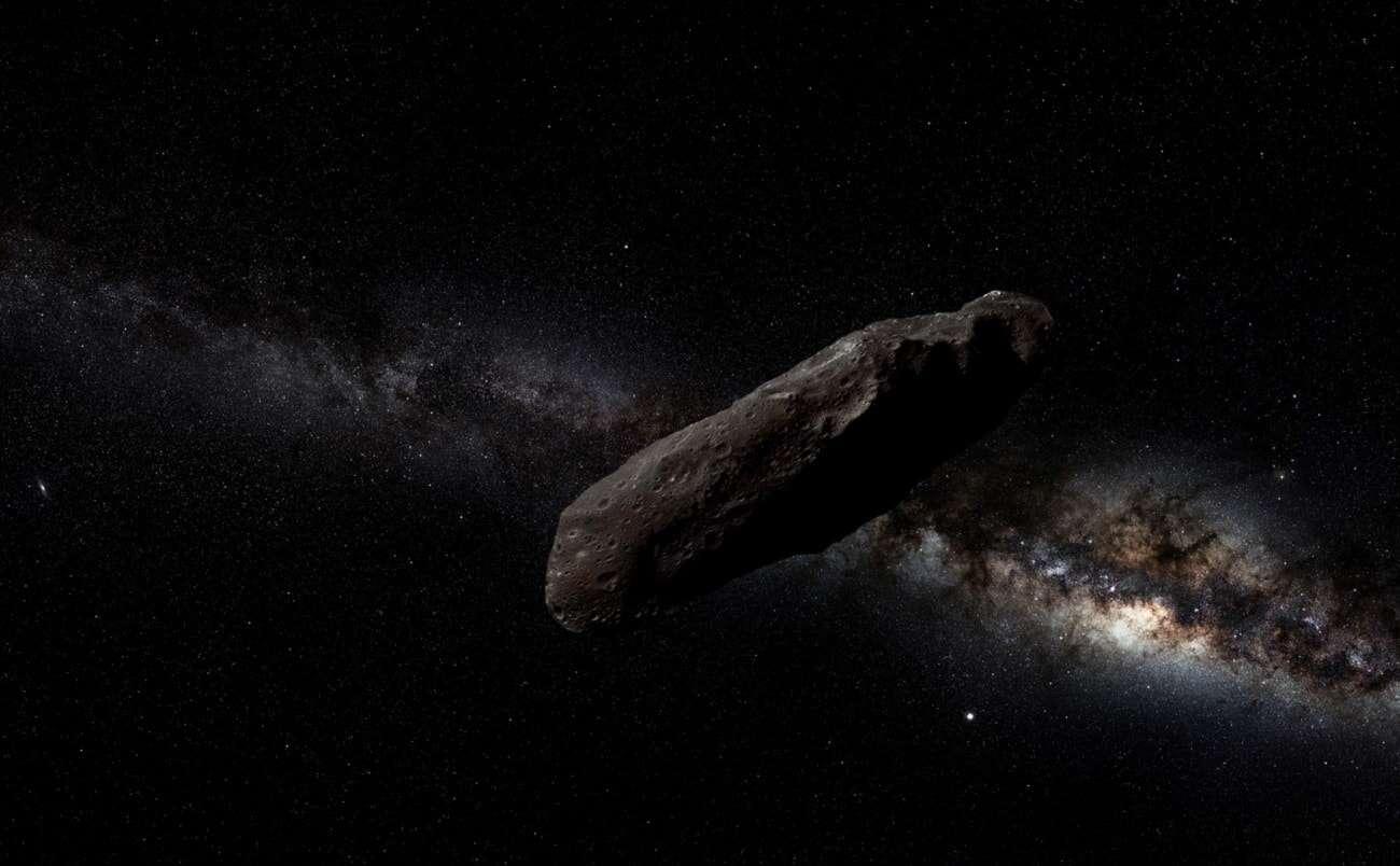 oumuamua obiekt