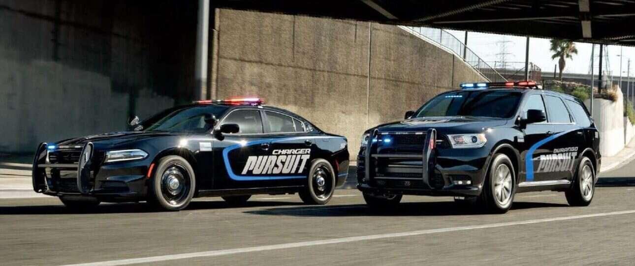 Policyjne samochody Dodge z ulepszeniami na 2021 rok