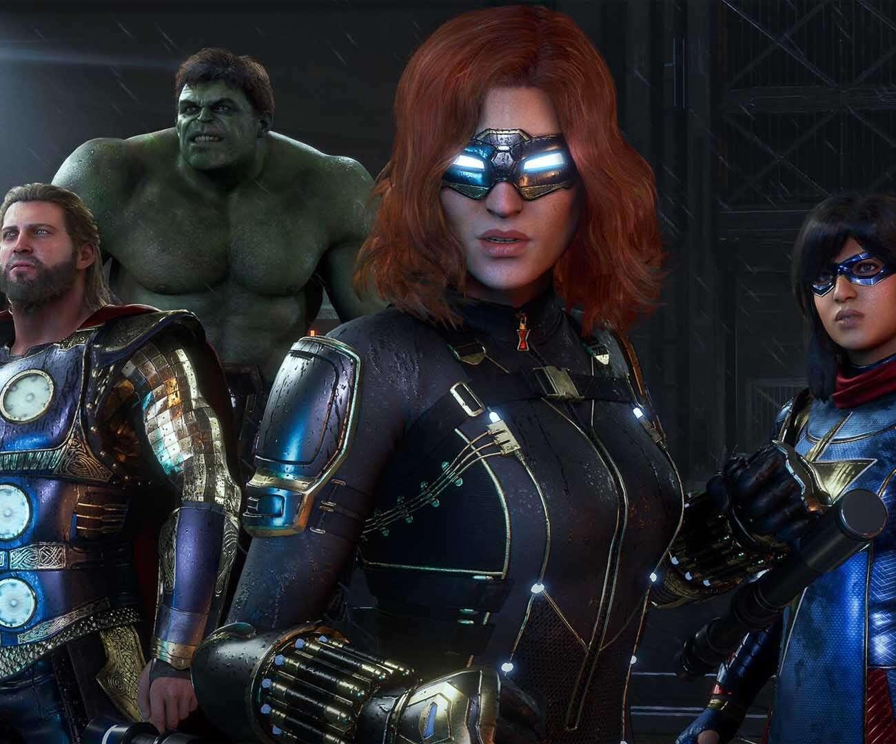 Recenzja Marvel's Avengers – niewykorzystany potencjał