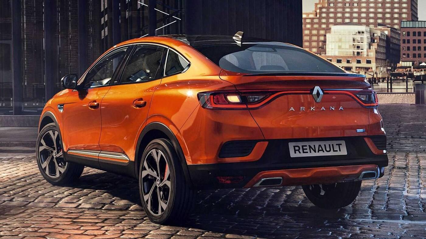 Renault Arkana w Europie, czyli wyjątkowy mainstreamowy crossover-coupe