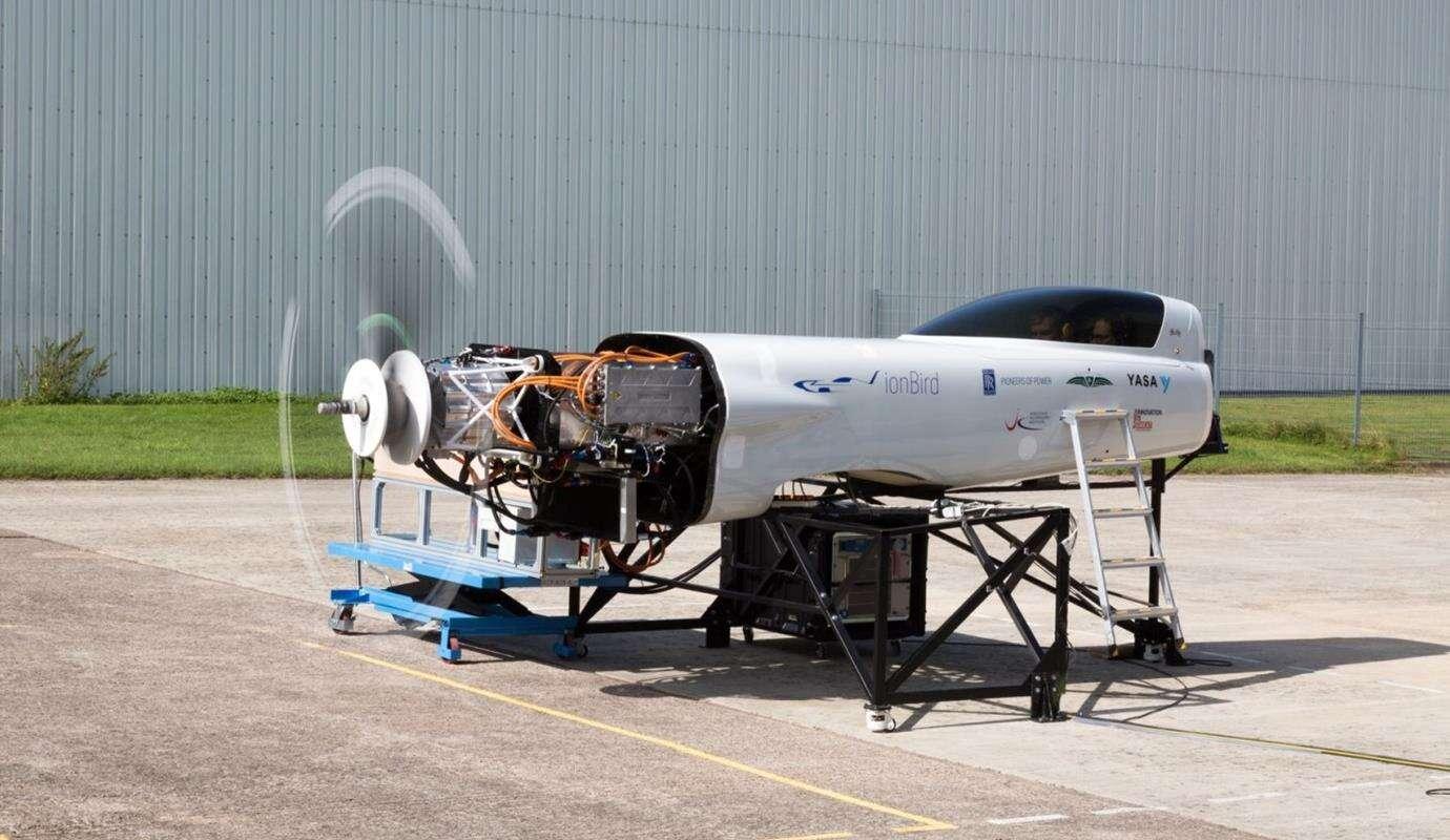 Rolls-Royce postawił ważny krok w kierunku elektrycznych samolotów