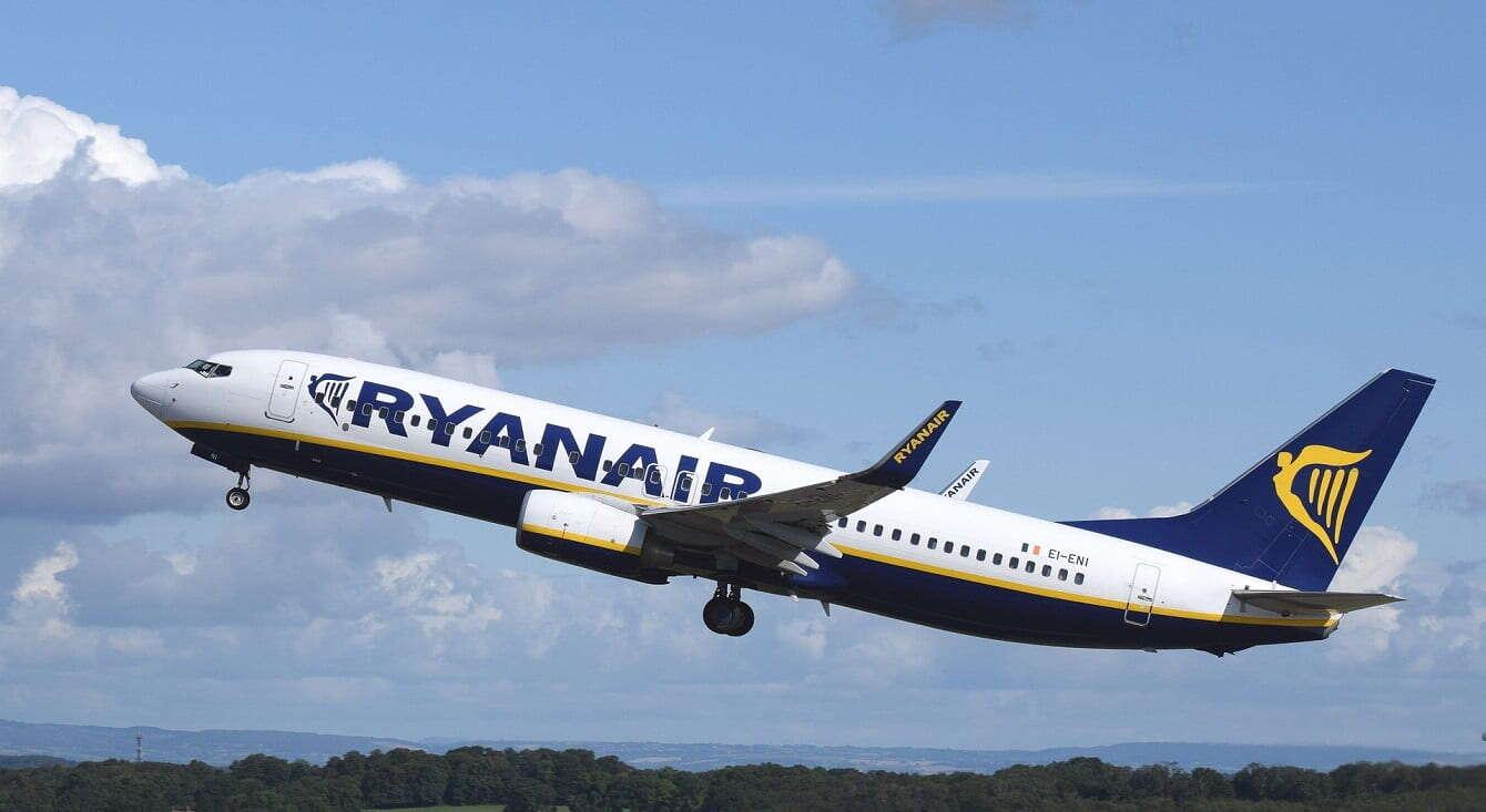 Ryanair wyprzedaje bilety po śmiesznych cenach