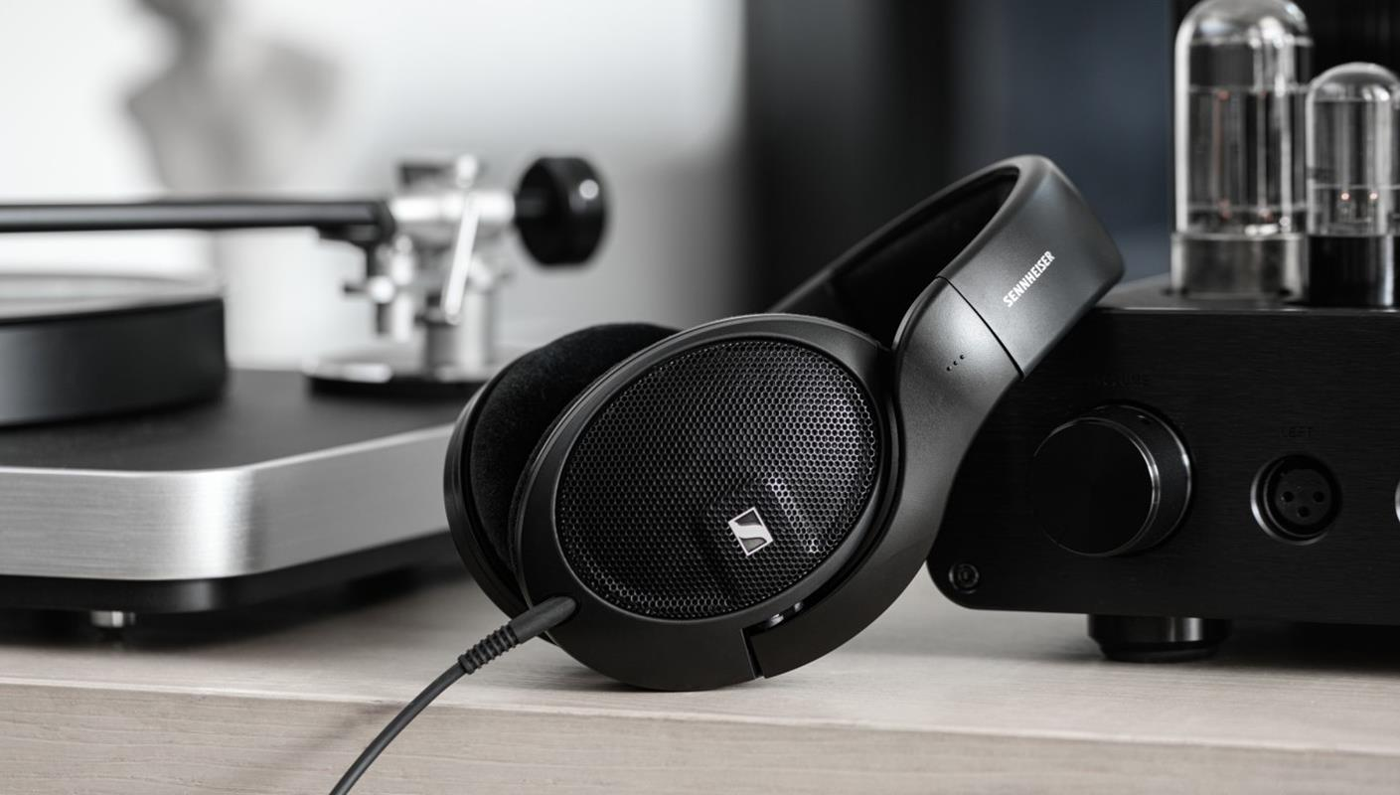 Sennheiser HD 560S słuchawki