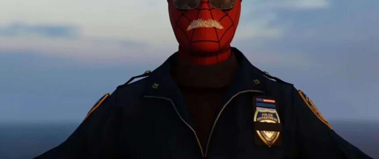Spider-Man PS4 skrywa strój policjanta Stan Lee!