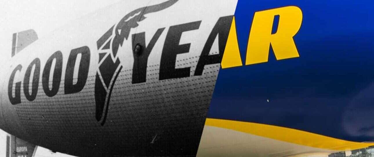 Sterowiec Goodyear powrócił do Europy