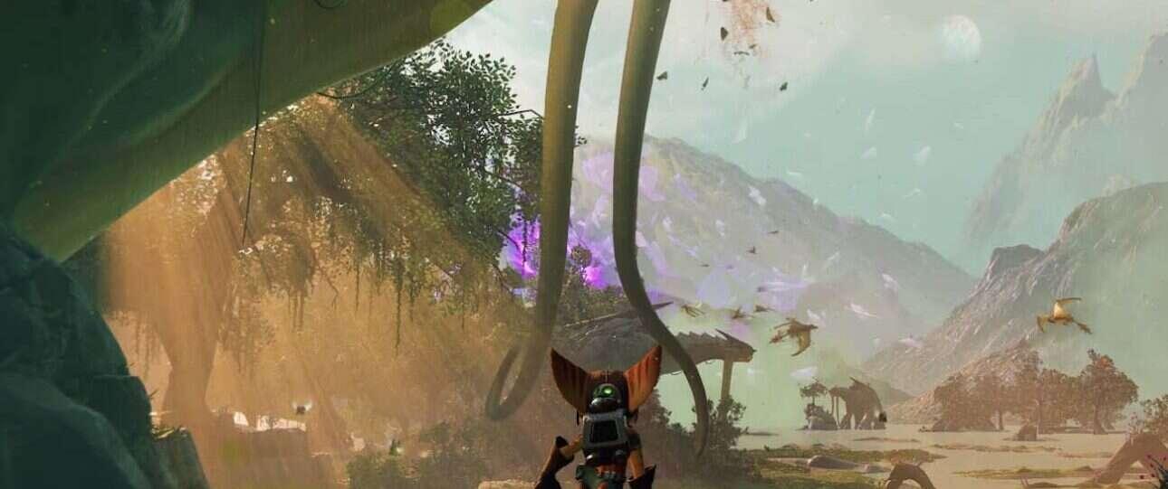 Świat Ratchet and Clank: Rift Apart to nie fejk. A pada będziecie muskać