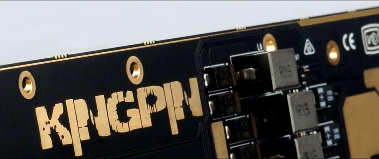 Ten model GeForce RTX 3090 KINGPIN od EVGA będzie zachwycał