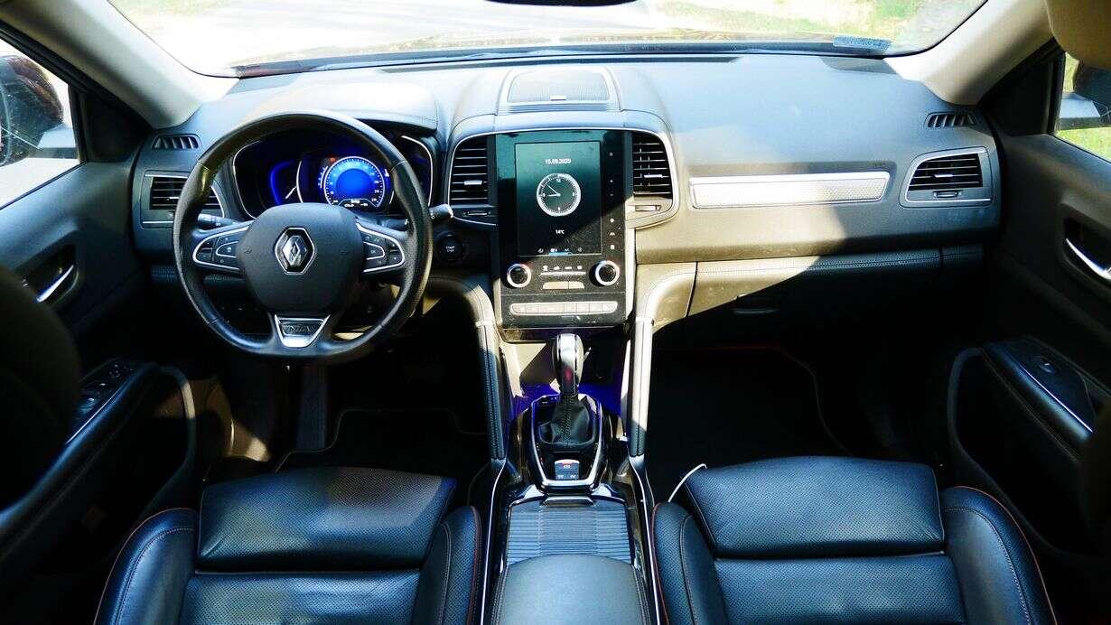Renault Koleos - francuska wizja SUV'a