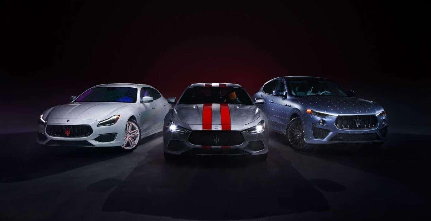 Trzy wyjątkowe Maserati, o których kupnie możecie pomarzyć