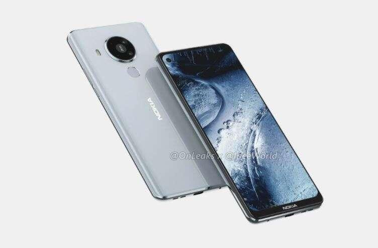 wygląd Nokia 7.3