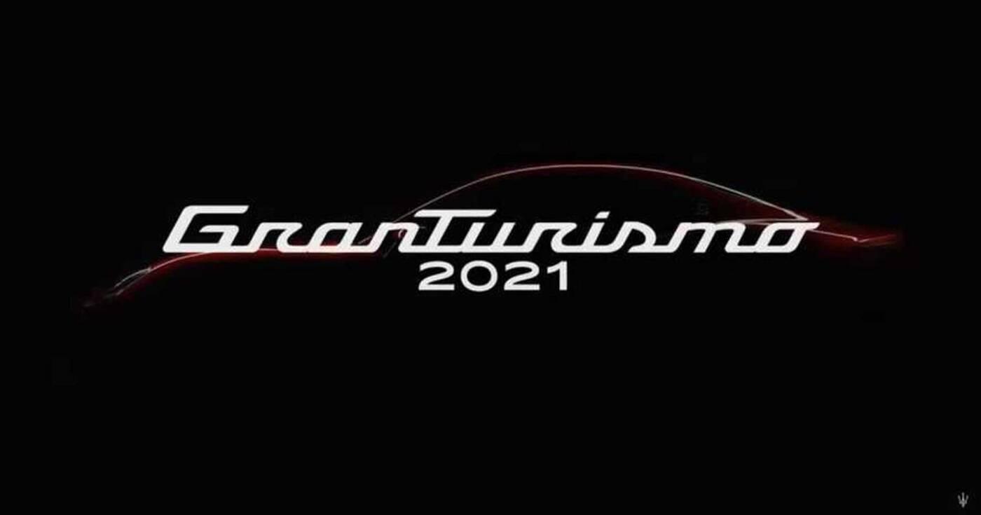 Zapowiedź nowego Maserati GranTurismo